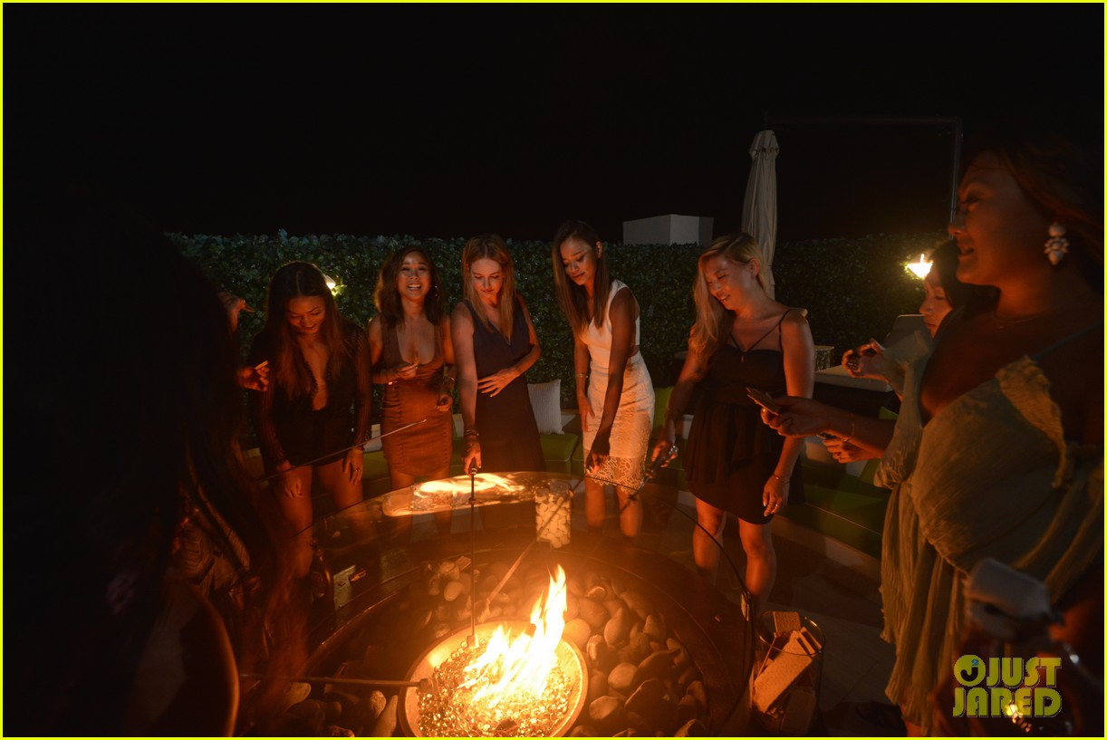 jamie chung bachelorette party weekend in mexico 293454740