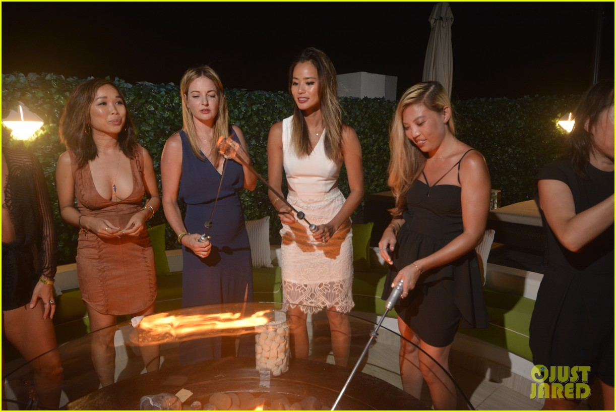 jamie chung bachelorette party weekend in mexico 323454743