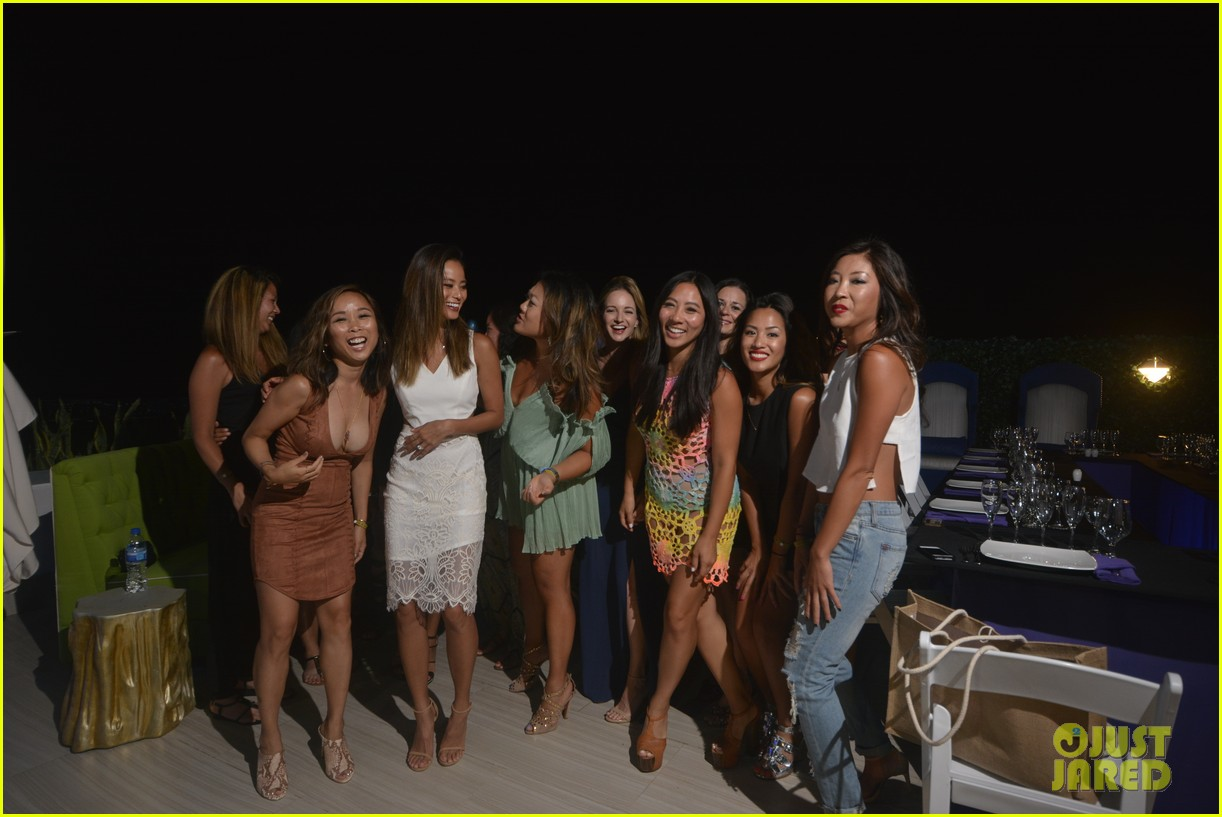 jamie chung bachelorette party weekend in mexico 333454744