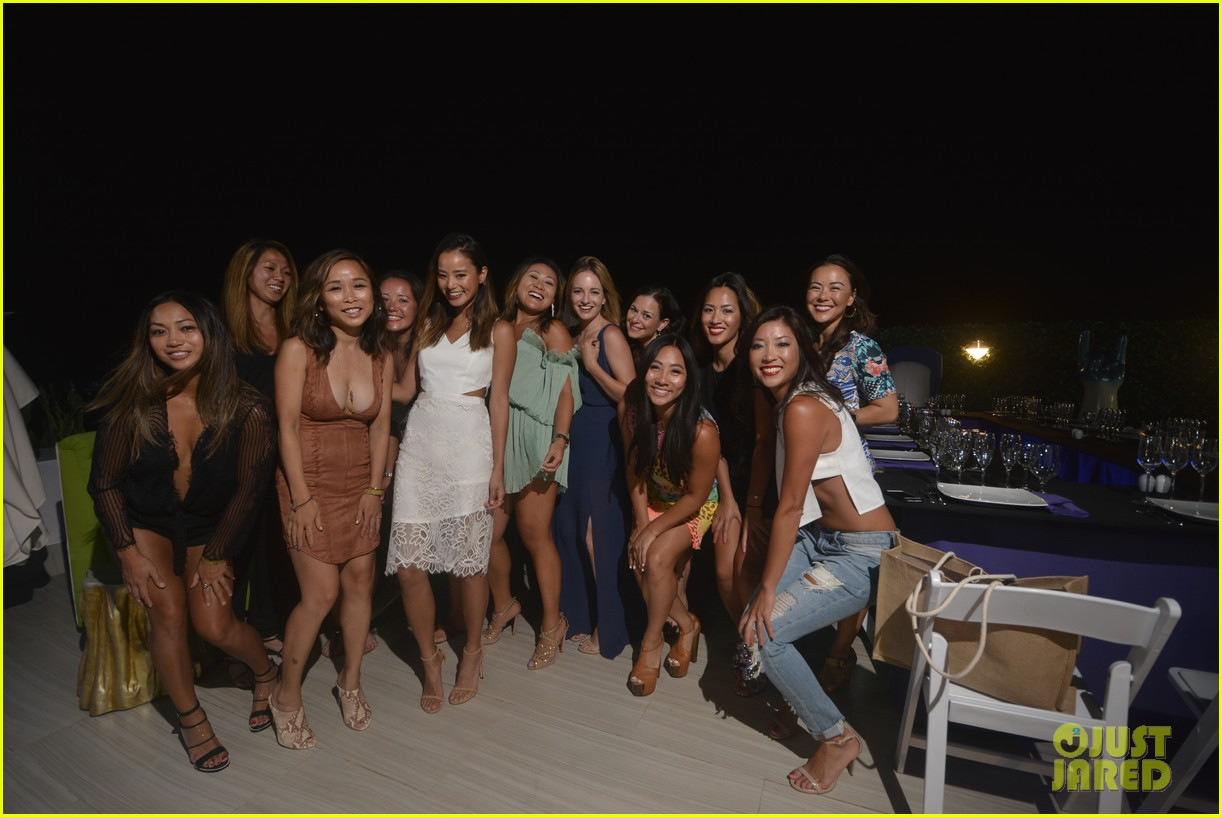 jamie chung bachelorette party weekend in mexico 353454746
