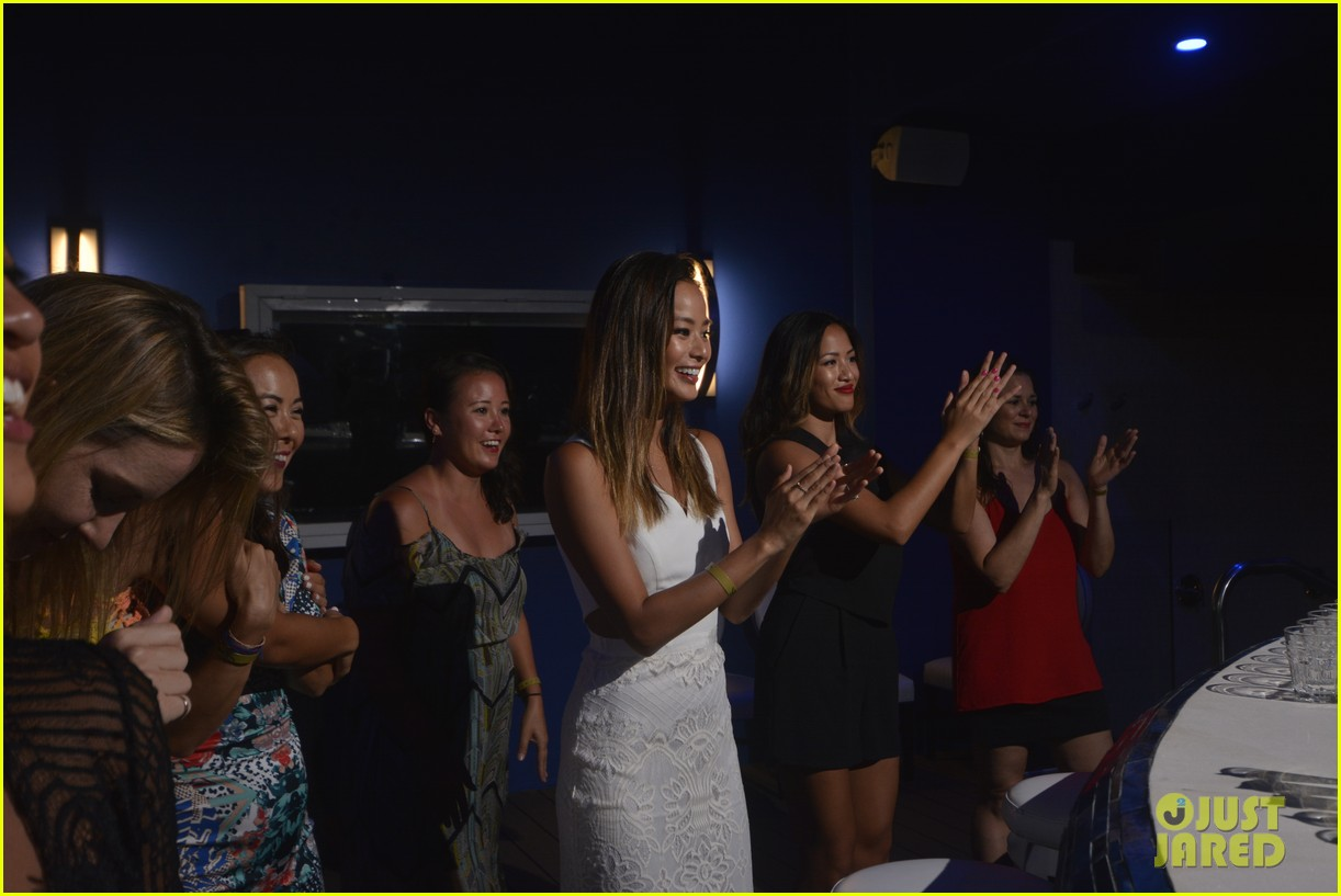 jamie chung bachelorette party weekend in mexico 363454747