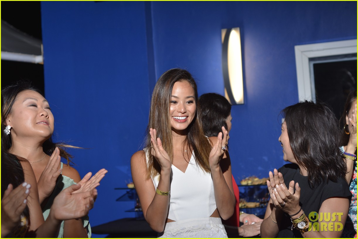 jamie chung bachelorette party weekend in mexico 413454752