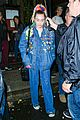 miley cyrus does double denim after snl rehearsal 20