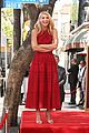 claire danes receives star on hollywood walk of fame 17