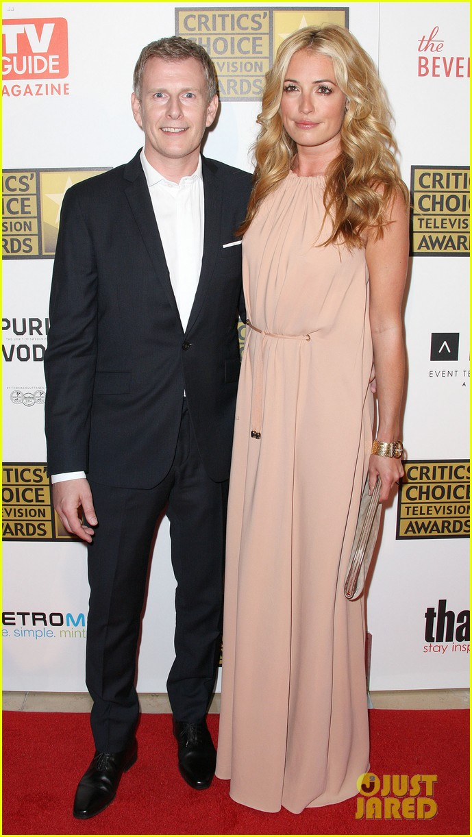 Cat Deeley Is Pregnant Expecting First Child With Husband Patrick Kielty
