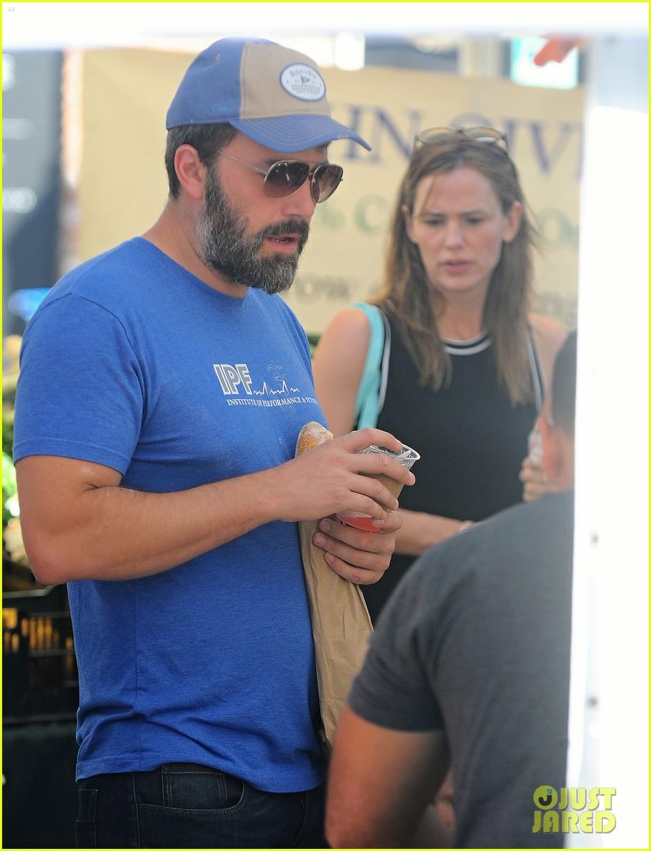 Jennifer Garner Ben Af... Ben Affleck