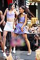 ariana grande focus out october macys event 11