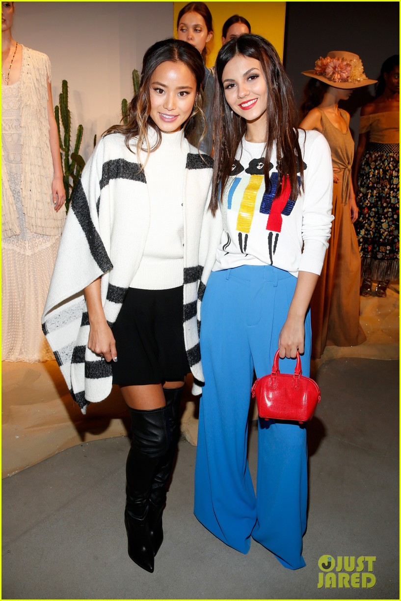 victoria justice joey king alice olivia nyfw 293462003