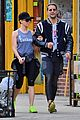 scarlett johansson works on her fitness with husband romain dauriac 06