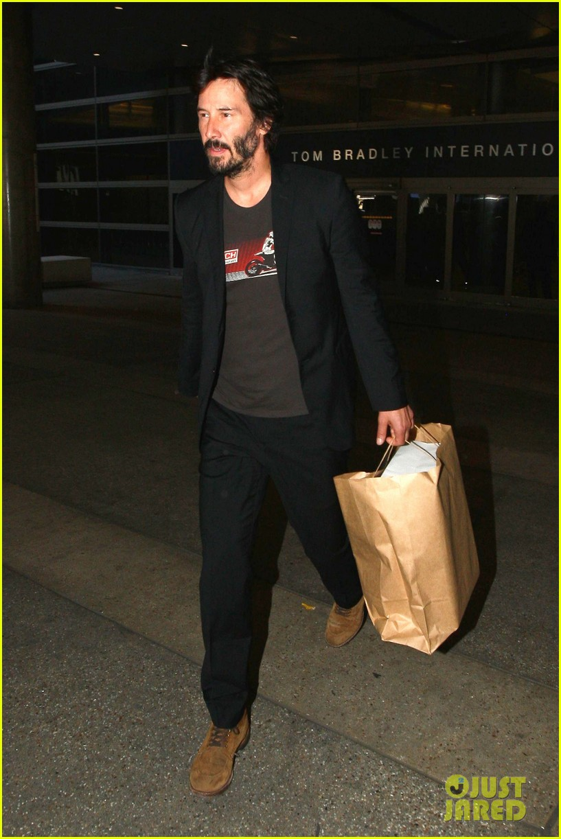 keanu reeves back in la after venice 013454227