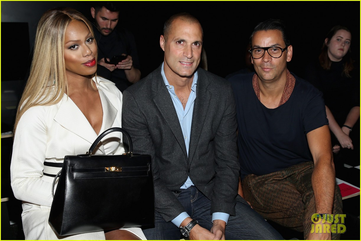 laverne cox natasha lyonne meet up during fashion week 073460412