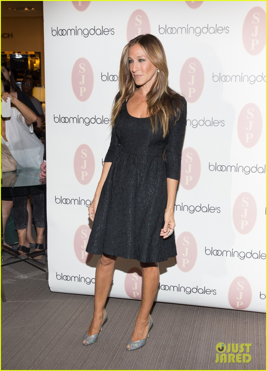 Sarah Jessica Parker Launches Her Latest Line Of Shoes Photo