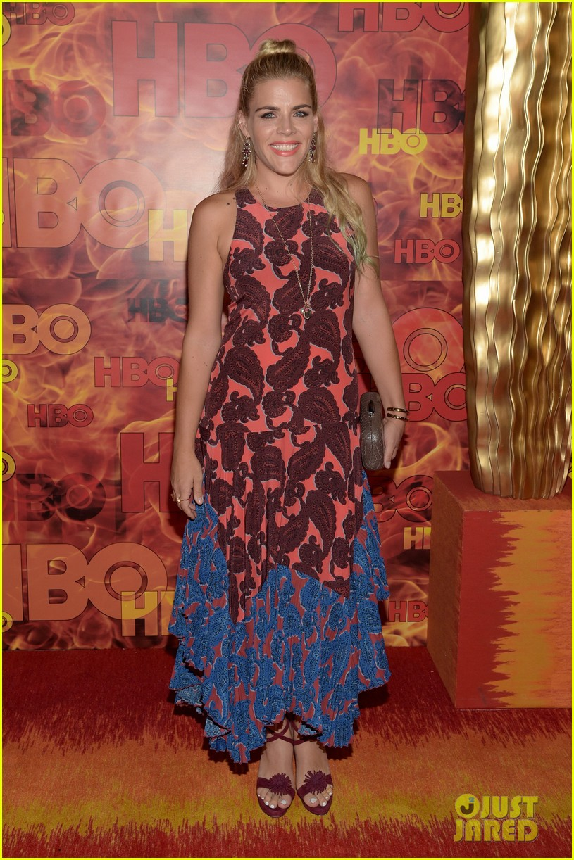 Busy Philipps Amp Judy Greer Celebrate Emmy Winners At Hbo S