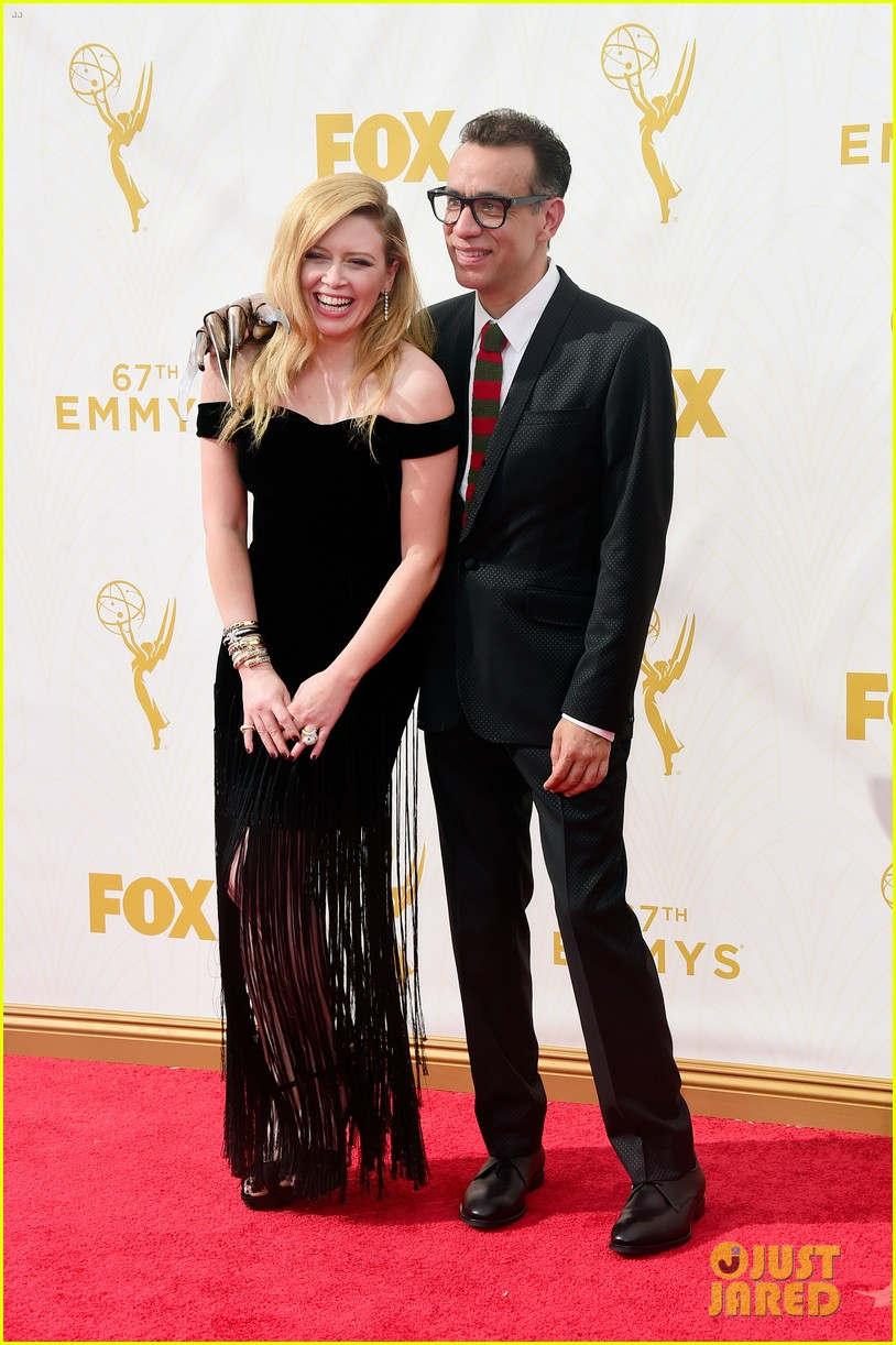 fred armisen carrie brownstein portlandia emmys 2015 013466727
