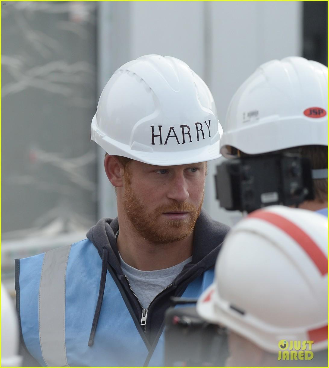 prince william harry hard hats diy sos 173469478