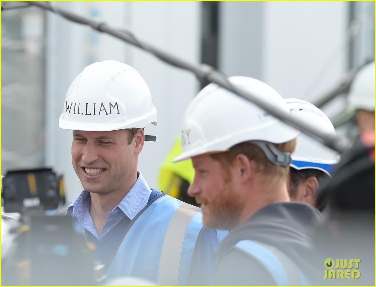 prince william harry hard hats diy sos 283469489
