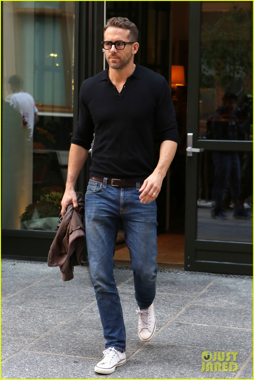 Style New Yorkais Homme