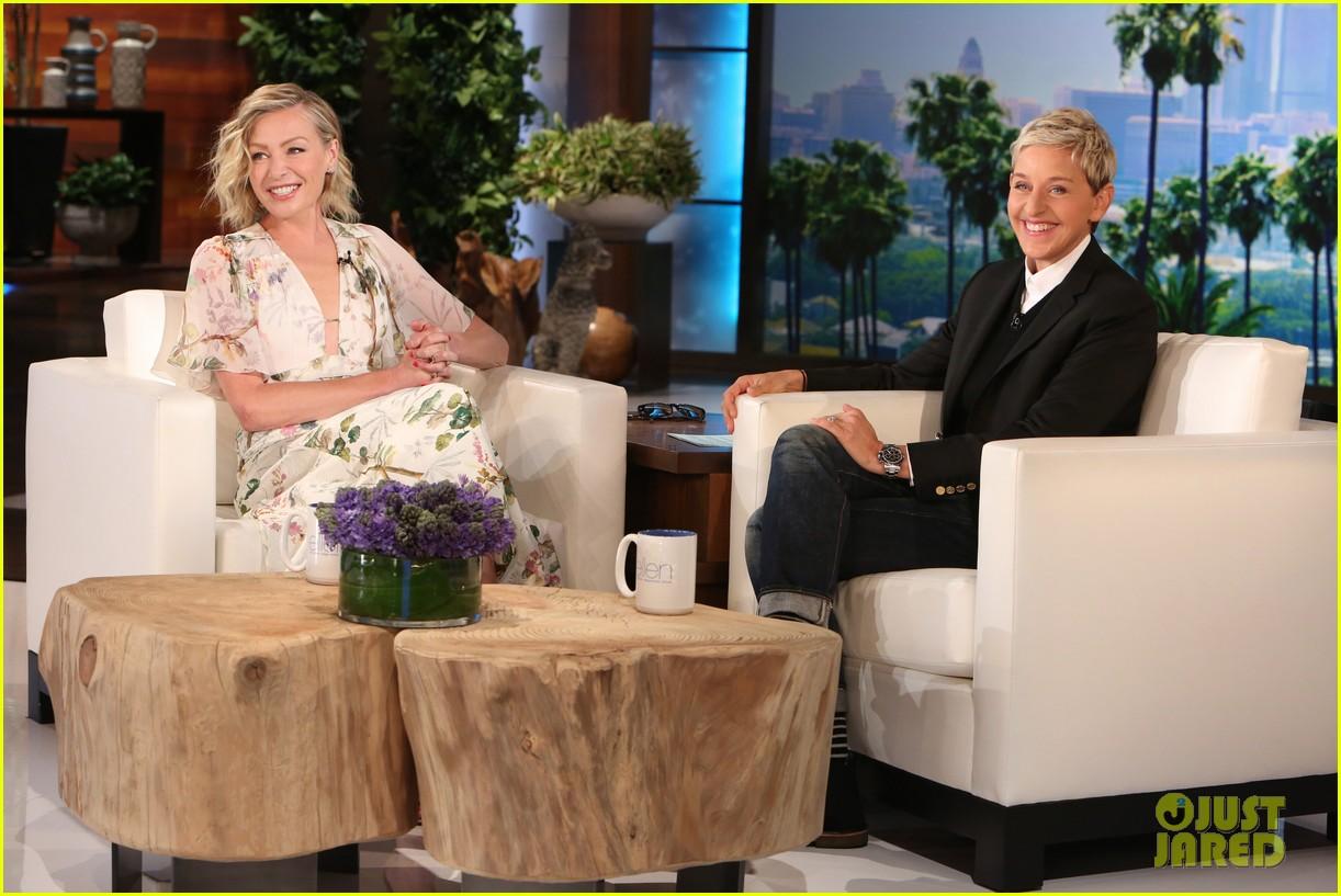 Ellen & Portia De Rossi Face-Off Against Melissa McCarthy