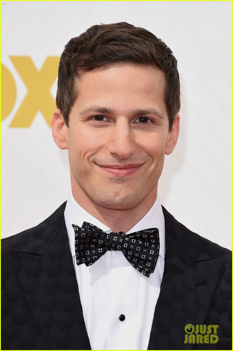 Andy Samberg & Wife Joanna Newsom Hit Emmys 2015 Red ...