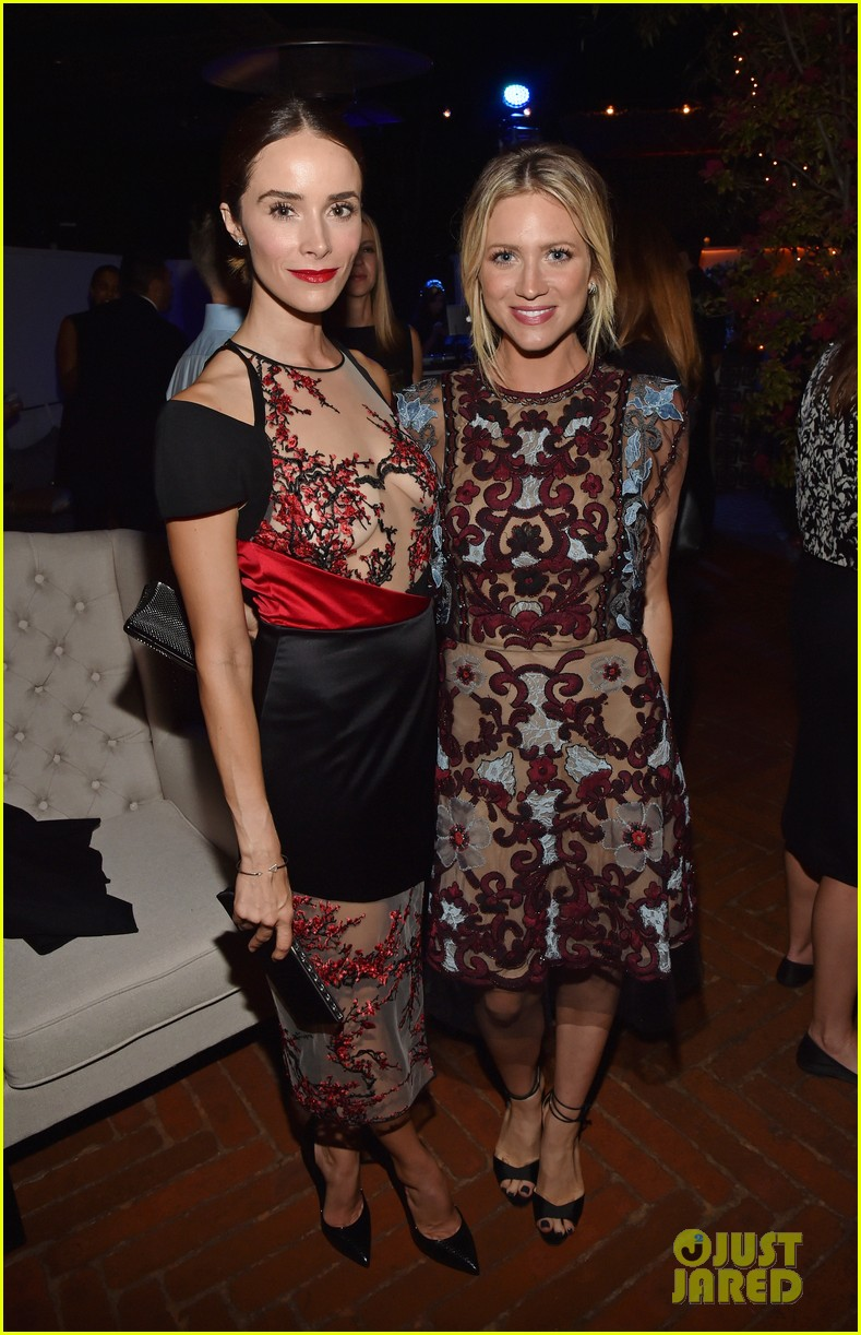 sarah hyland brittany snow variety emmy party ariel winter more 013464786