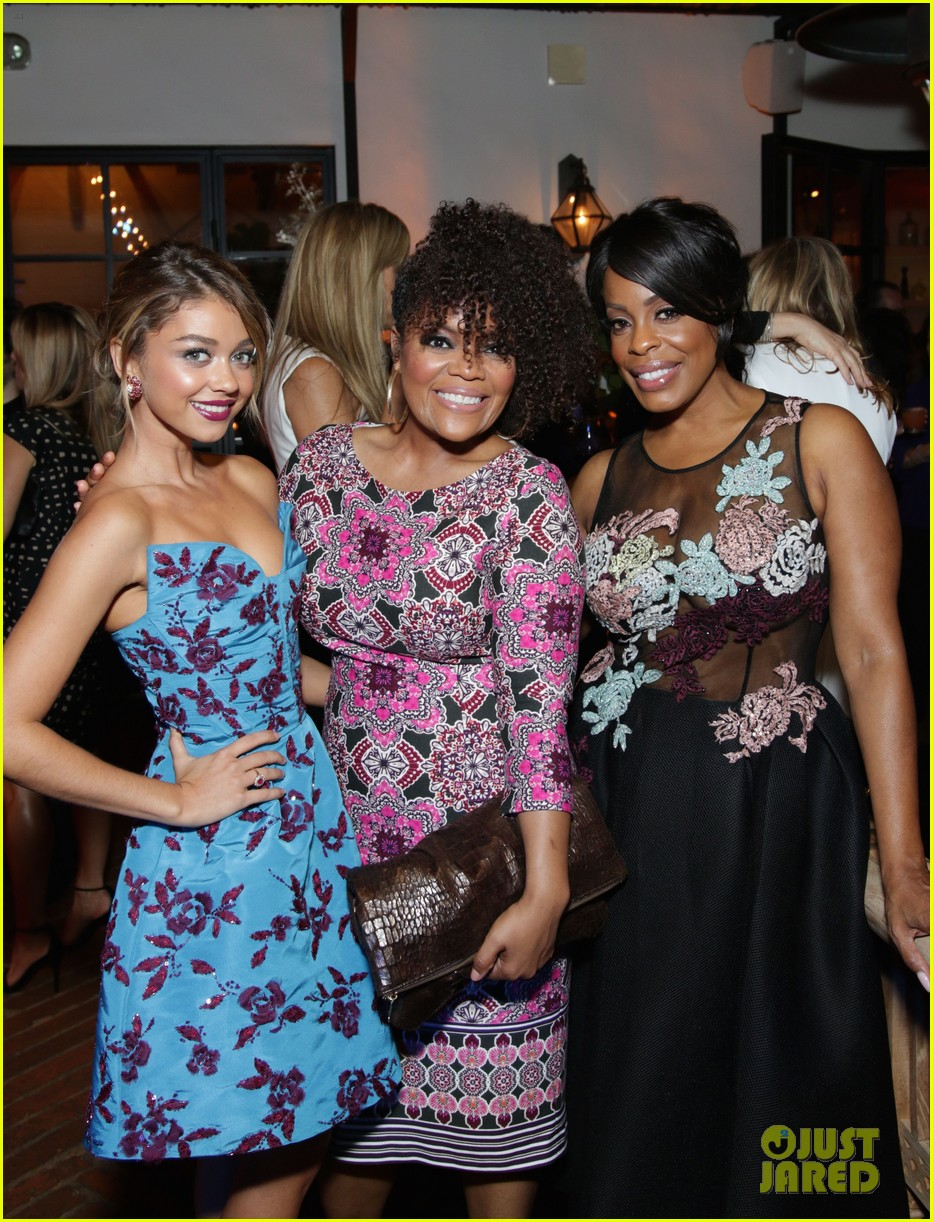 sarah hyland brittany snow variety emmy party ariel winter more 063464791