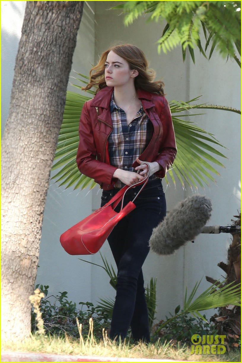 emma stone joins the favourite kate winslet plaid tee 023471347