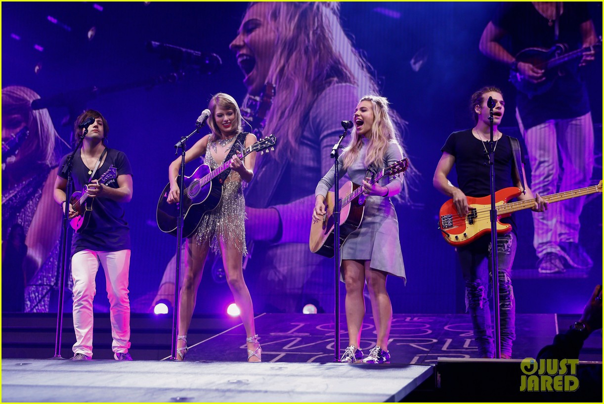 taylor swift echosmith the band perry 013464911
