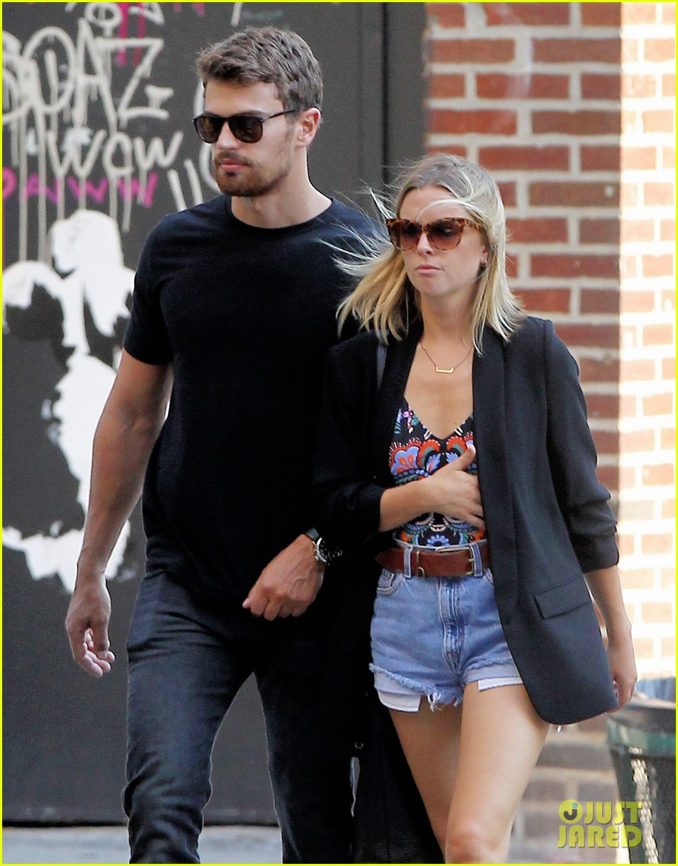 theo james who dated who
