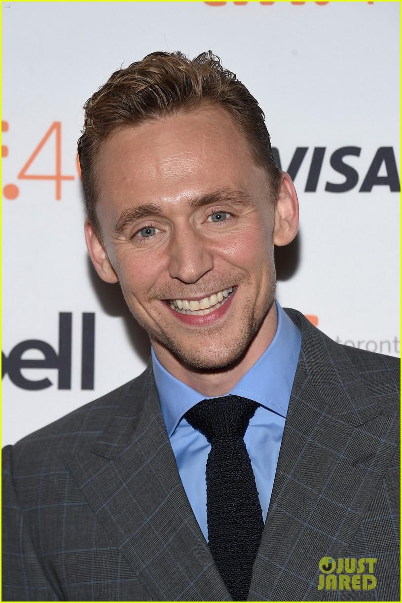 tom hiddleston luke evans high rise premiere 093460356