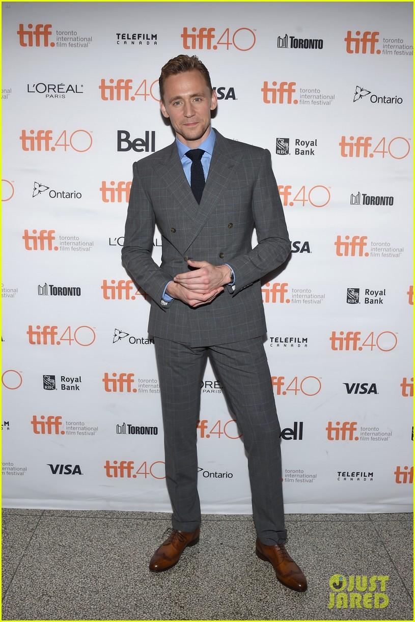 tom hiddleston luke evans high rise premiere 103460357