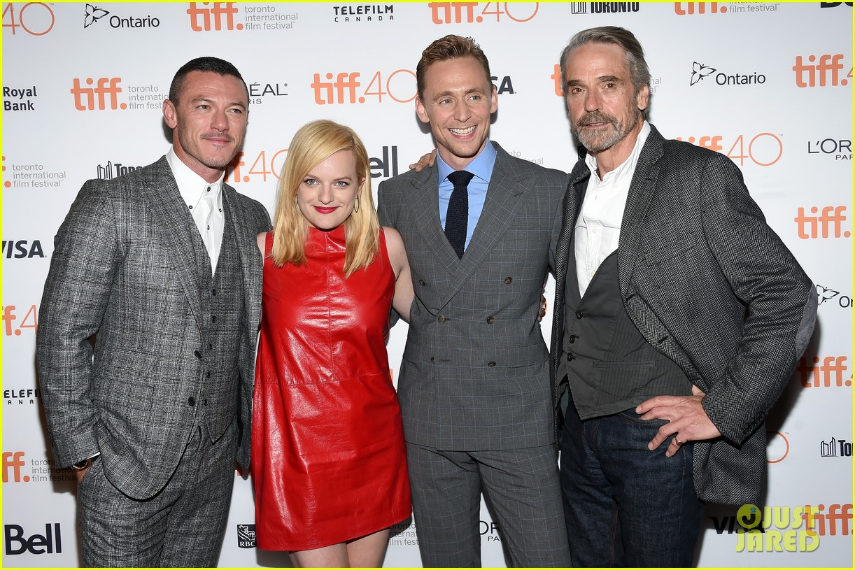 tom hiddleston luke evans high rise premiere 213460368