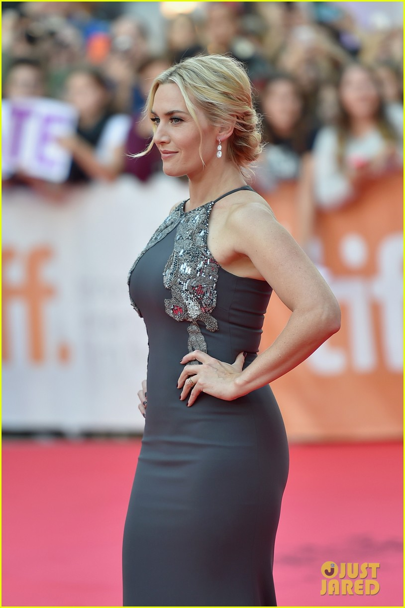 Kate Winslet Dishes About Her On Screen Romance With Five