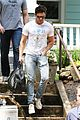 zac efron biceps rose byrne neighbors 2 set 17
