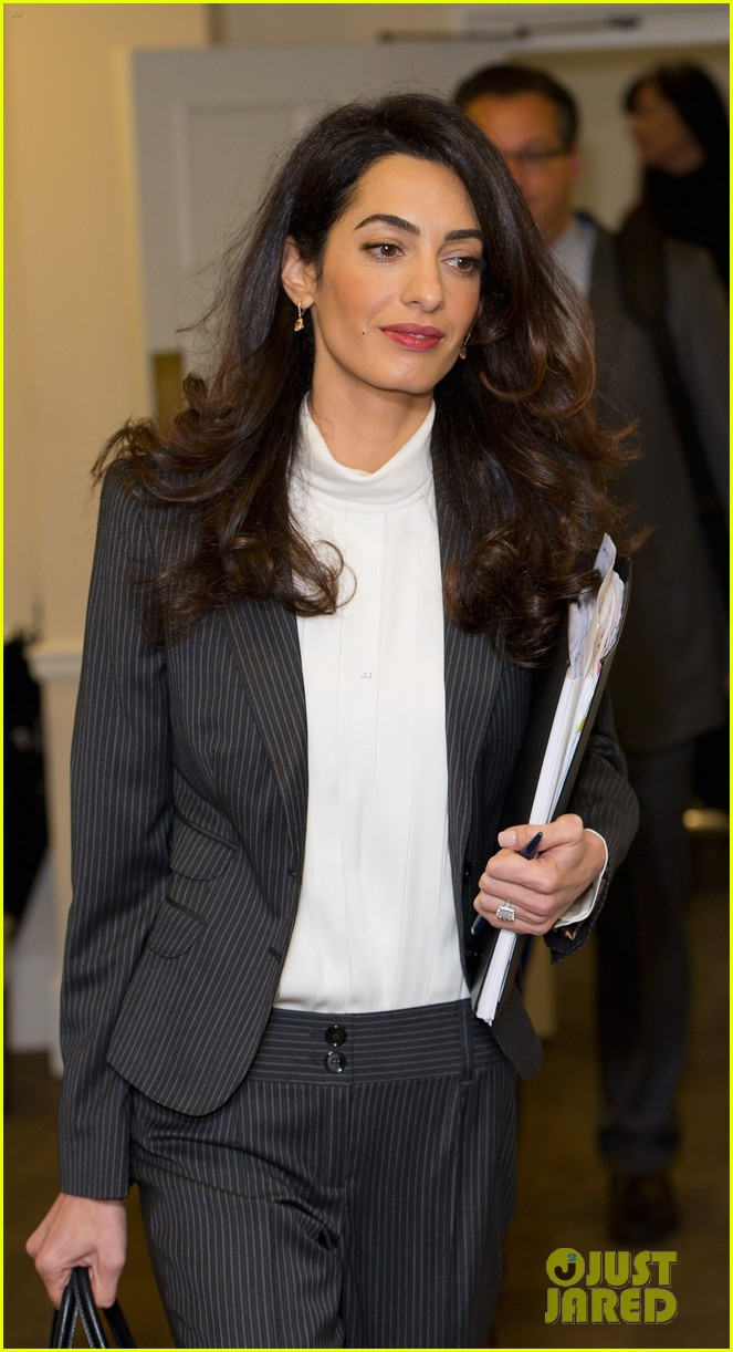 amal clooney fighting for action in the maldives 143477903
