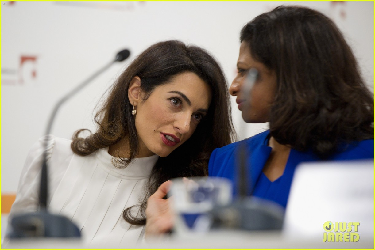 amal clooney fighting for action in the maldives 163477905