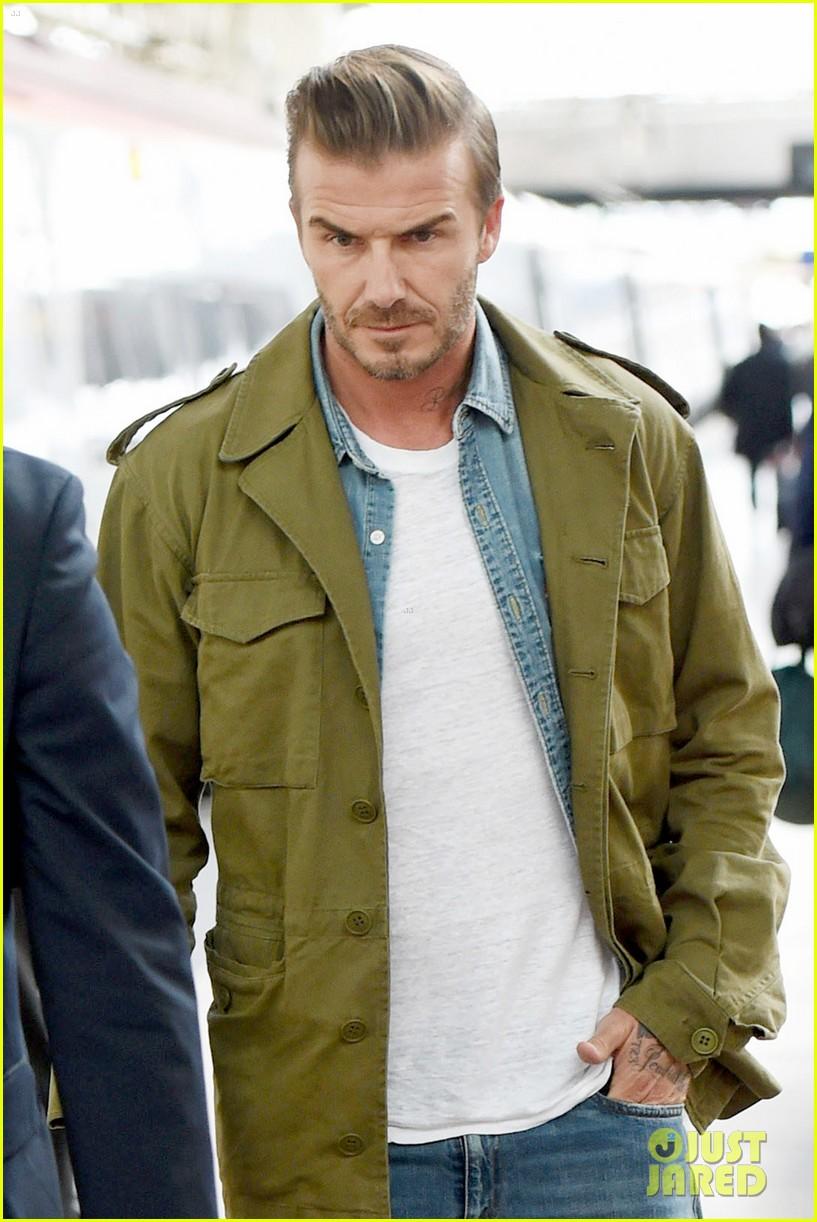 Victoria Beckham Slams... David Beckham Divorce Rumors