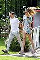 matthew bellamy girlfriend elle evans cant keep their hands off each other 05