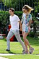 matthew bellamy girlfriend elle evans cant keep their hands off each other 16