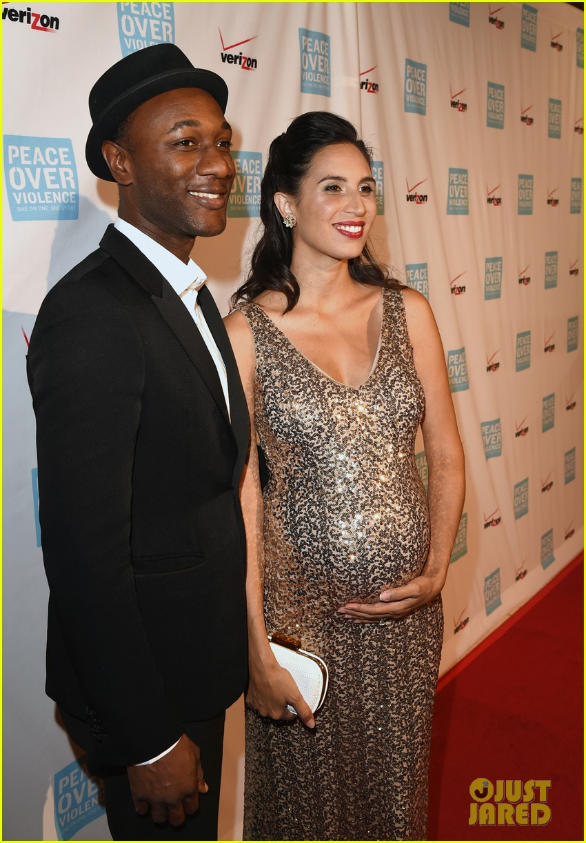 Maya Jupiter Aloe Blacc Married