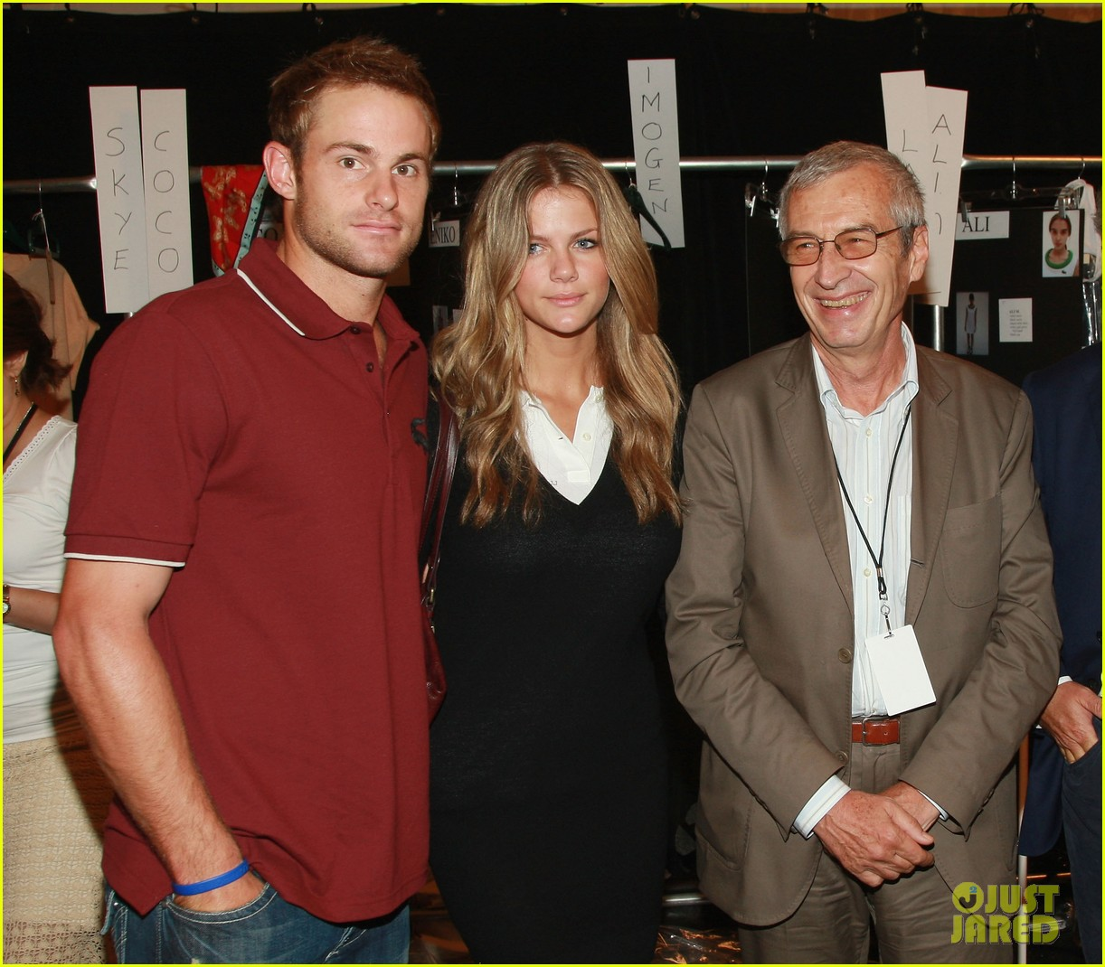 Brooklyn Decker Andy Roddick Welcome First Child Photo