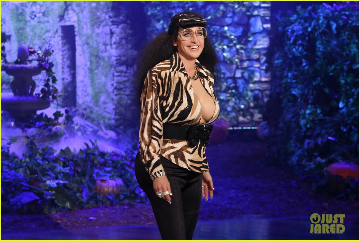 ellen degeneres halloween costume 2015 karla kardashian