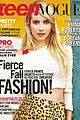 emma roberts teen vogue 2015 november 01