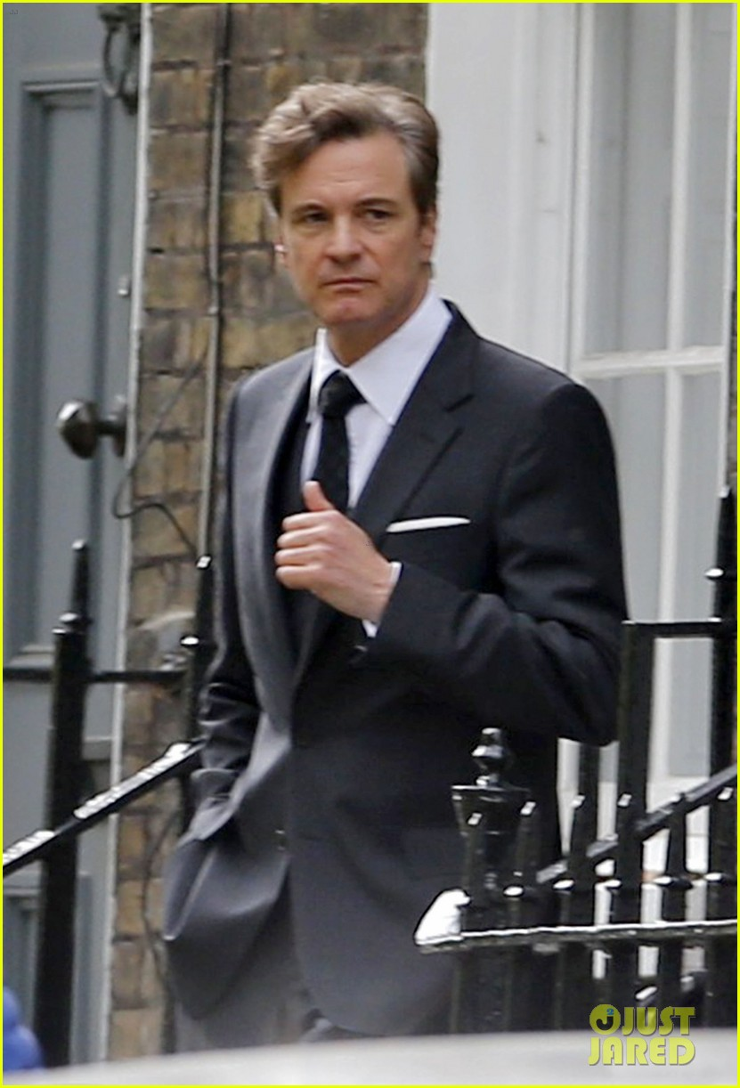 Colin Firth Films 'Bri...
