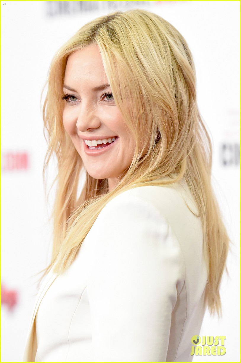 Kate Hudson 2015 Hair