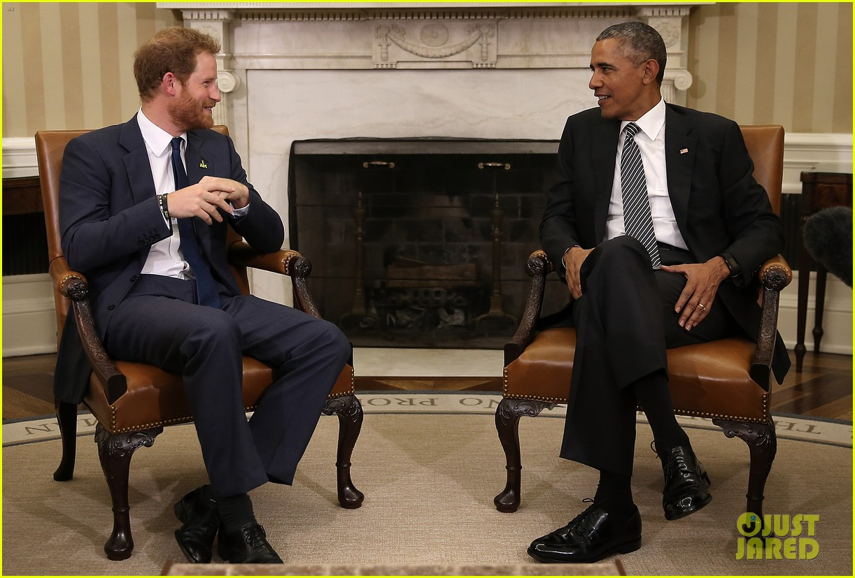 barak obama oval office golds. Prince Harry Meets With President Obama In The Oval Office Barak Golds S