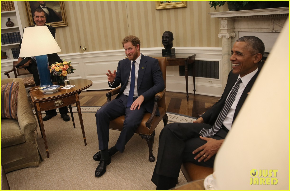 obamas oval office. Prince Harry Meets With President Obama In The Oval Office Obamas