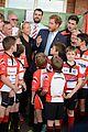 prince harry rugby award devon 25
