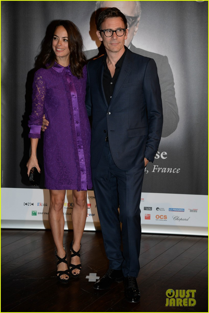 salma hayek honors martin scorsese at lumiere film festival 033486086