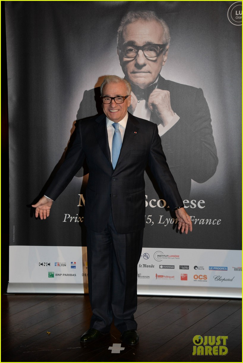 salma hayek honors martin scorsese at lumiere film festival 053486088
