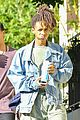 jaden smith chuggs water from box 03